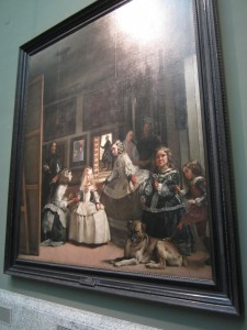 A real Velasquez! This was so exciting for me :)